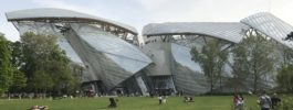 La Fondation Louis Vuitton,