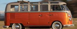 VIEJA SEÑORA ELÉCTRICA Volkswagen presentó en Alemania una versión eléctrica de la icónica Kombi de 1966