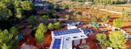 Can Tanca, la casa autosuficiente en Ibiza, una de las más sostenible del mundo